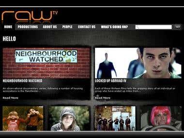 rawtelevision.co.uk
