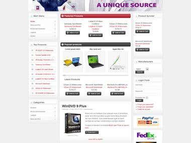 Joomla E Commerce