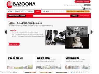 Bazoona