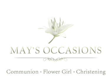 Logo Design for Children's Special Occasion Wear Boutique