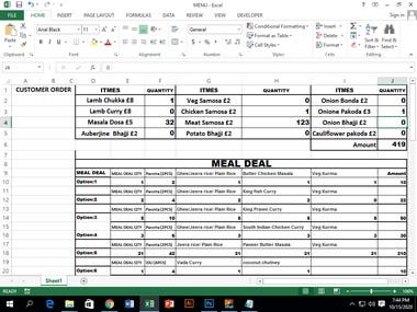 I am a Expert in Excel