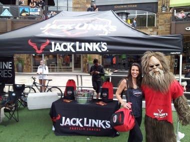 Jack Link's Protein Snacks