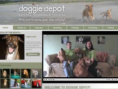 doggiedepot.com