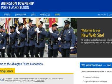 Abington Police Site
