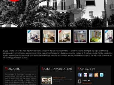 Real Estate WordPress Development