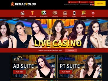 Betting Web Site