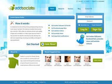 AddSocials