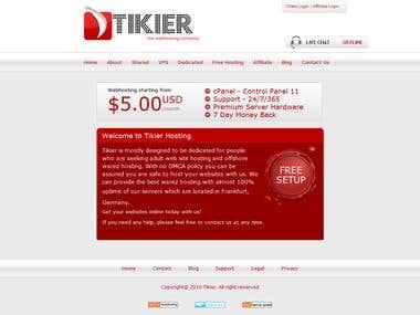 Tikier Hosting