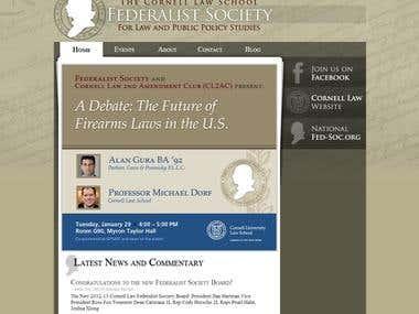 Cornell Federalist Society