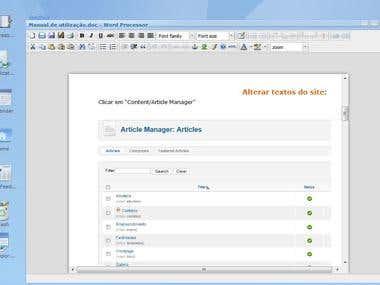 Kimera Development Web Services
