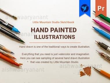 Little Mountain Studio Sketchbook #2