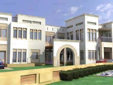 Private Residence - Emirates Hills Dubai