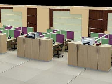 Corporate Offices for SSR Buildwell,Faridabad