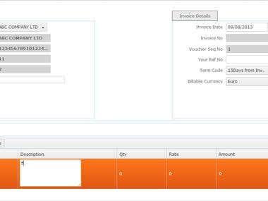 Asp.NET MVC , Kendo UI.