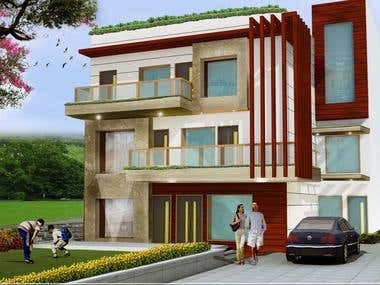 Residences for various clients