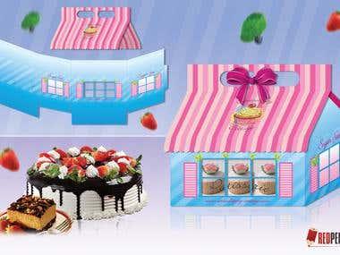 Cake Package Design