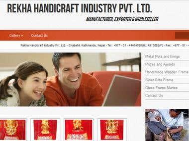 www.rekhahandicraft.com