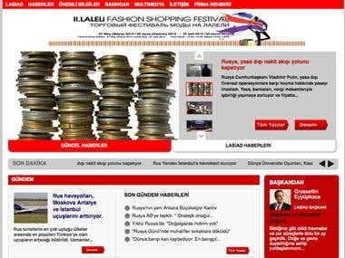 Lasiad.org.tr website