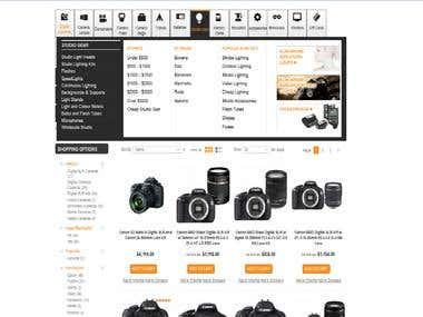Cameras Direct Magento Store