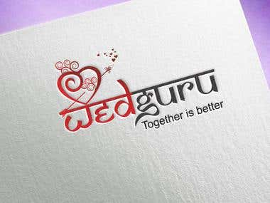 Wed Guru Matrimonial Website Logo