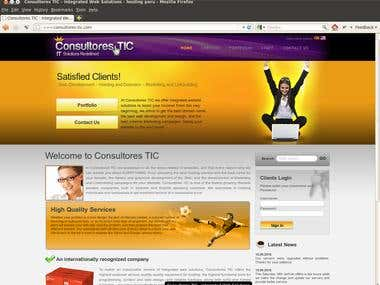 Web Development Site