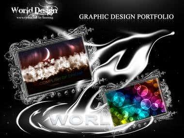 graphic portfolio.