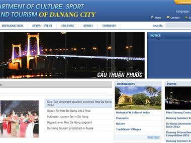 Da Nang culture, sport and tourism