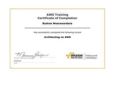 Amazon Web Services Architecting
