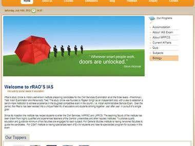 RRAOS Coaching Institute