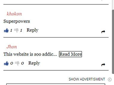 Best Comment | Chrome Extension