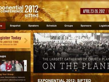 http://www.exponentialconference.org/