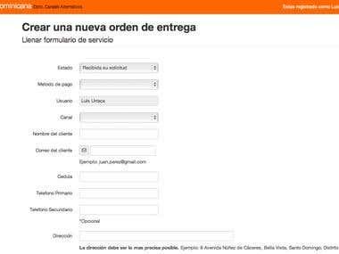 Orange Appthon Contest App