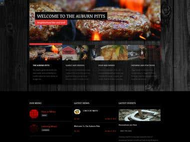 Auburn Pitts Bar And Grill