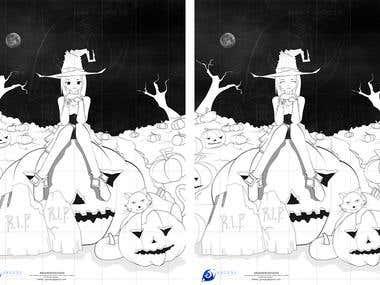 Comics and Cartoon Illustration