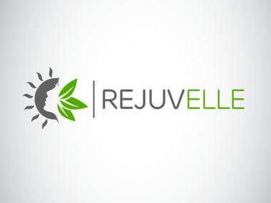 Logo for Rejuvelle
