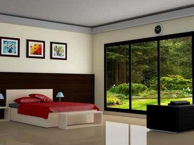 Interior Design - 3D Modeling