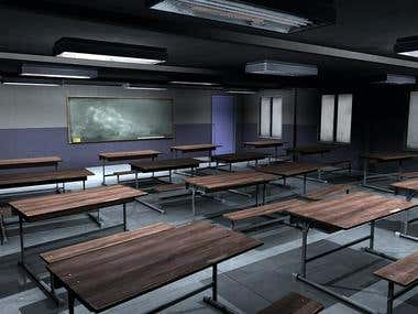 3Ds Max work