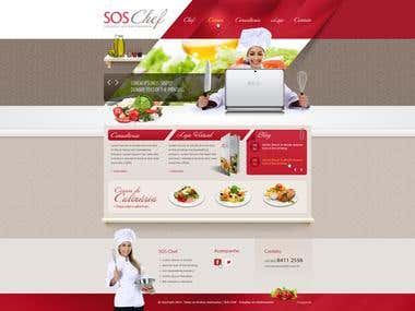 sos_chef mockup design