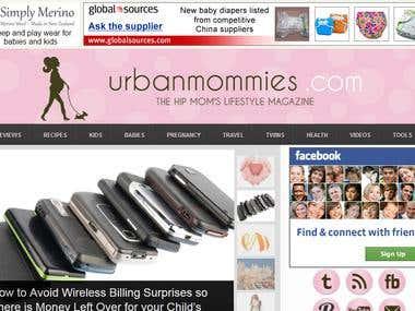 Urban Mommies