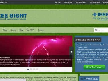IEEE SIGHT Website