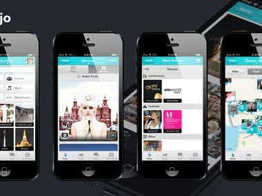 Banjo - Social Networking App