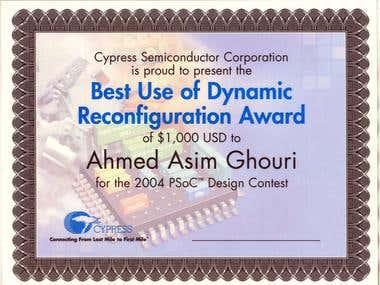 Cypress Award