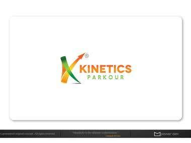 parrkour logo design