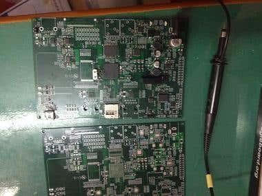 AM335x application Board
