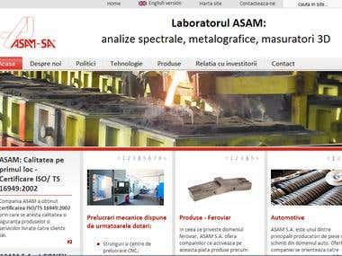 ASAM Spare parts
