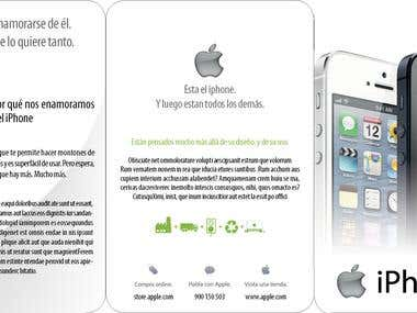 Iphone5 Brochure