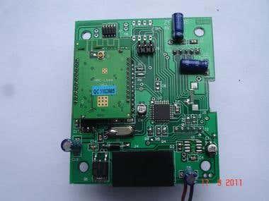 Zigbee based Controller