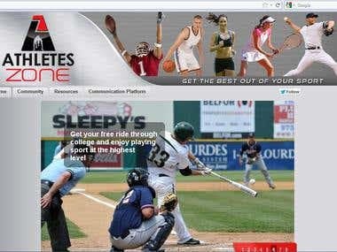 Athletes-zone