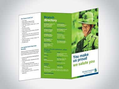 Standard Chartered Bank Brochure
