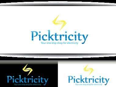 Logo Picktricity